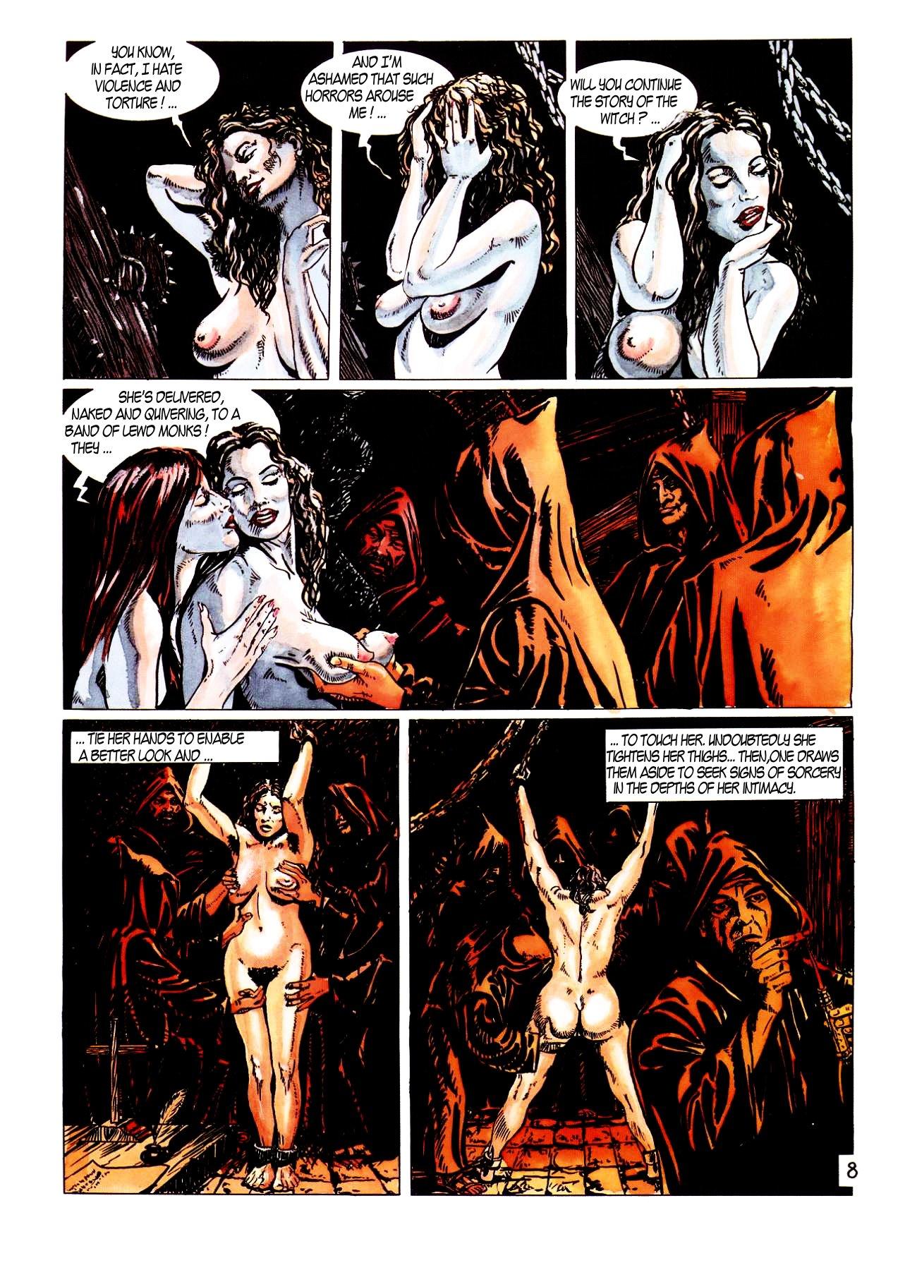Medieval torture of men porn naked picture