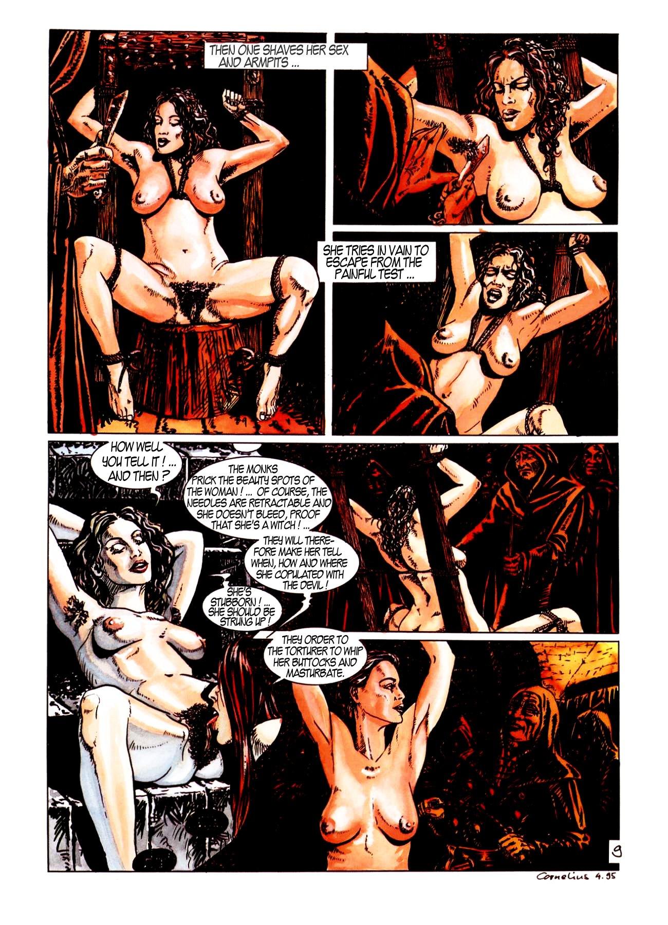 Секс фэнтези комикс 6 фотография